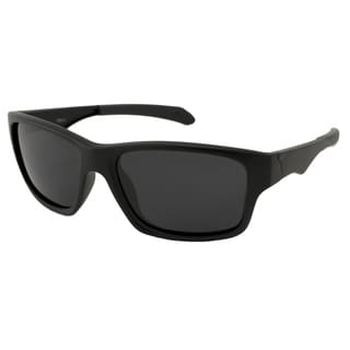 Alta Vision Men's Compo Polarized/ Rectangular Sunglasses