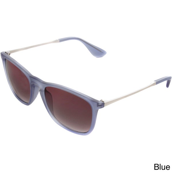 Hot Optix Unisex Square Keyhole Sunglasses