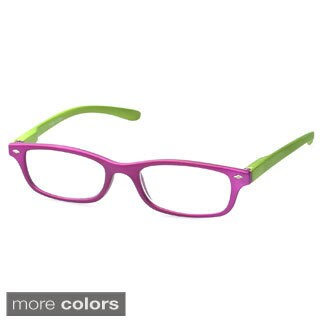 Epic Women's 'Patton' Rectangle Reading Glasses