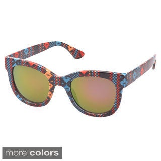 Epic Women's 'Easton' Square Fashion Sunglasses