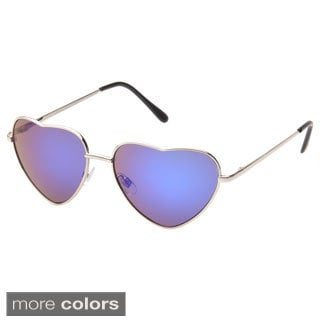Epic Women's 'Ellison' Heart Fashion Sunglasses
