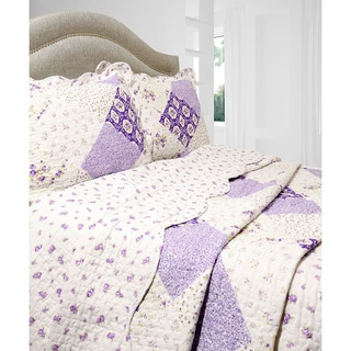 Slumber Shop Wilmington 3-piece Reversible Quilt Set