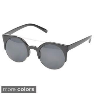 Epic Men's 'Benton' Round Fashion Sunglasses