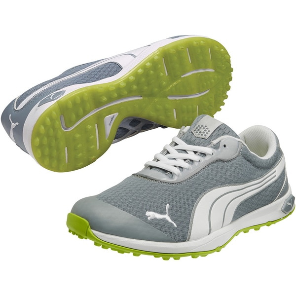 Puma Biofusion Men's Spikeless Mesh Golf Shoes