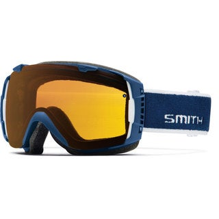 Smith Optics 2015 Yellow Navy Archive IO Goggles