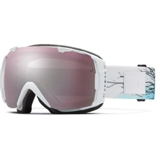 Smith IO Interchangeable Goggles with Bonus Lens