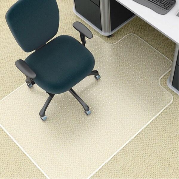 Lorell Diamond Anti-static Chair Mat