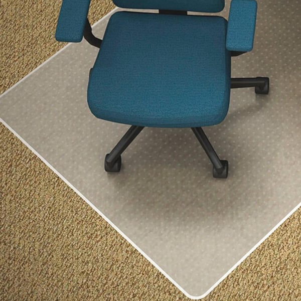 Lorell Low Pile Carpet Chair Mat 16724208 Overstock