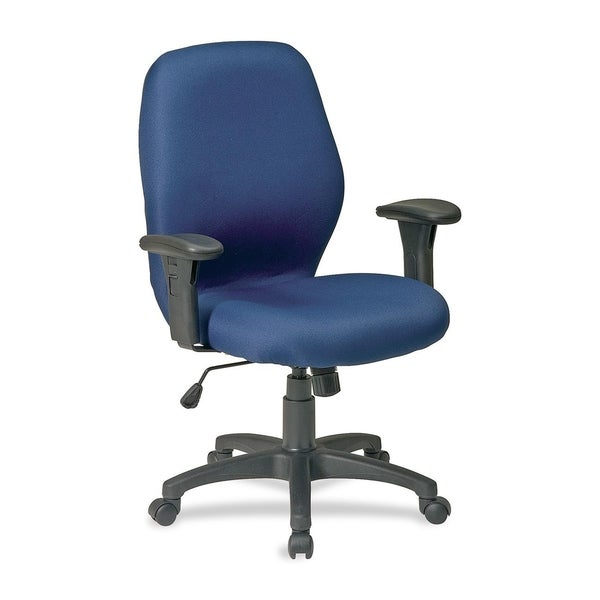 Lorell High Performance Ergonomic Chair With Arms