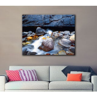 Dean Uhlinger 'Kings River' Gallery-wrapped Canvas