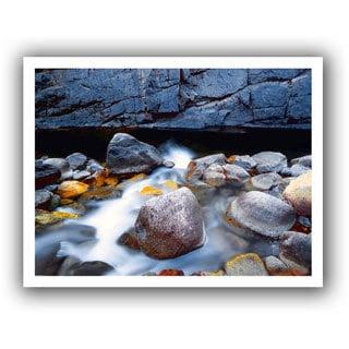 Dean Uhlinger 'Kings River' Unwrapped Canvas