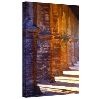 Dean Uhlinger 'Capistrano' Gallery-wrapped Canvas