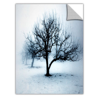 Dean Uhlinger 'Winter Orchard' Removable Wall Art