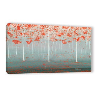 Herb Dickinson 'Dream Forest' Gallery-wrapped Canvas