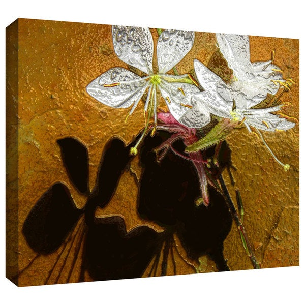 Dean Uhlinger 'Spring Shadows' Gallery-wrapped Canvas