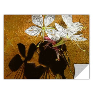 Dean Uhlinger 'Spring Shadows' Removable Wall Art