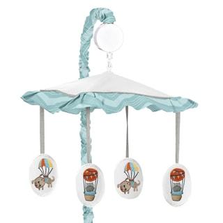 Sweet Jojo Designs Balloon Buddies Crib Mobile