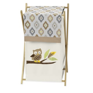 Sweet Jojo Designs Safari Outback Laundry Hamper