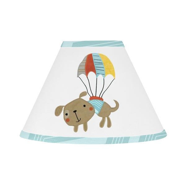 Sweet Jojo Designs Balloon Buddies Lamp Shade