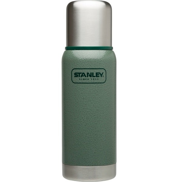 Stanley Adventure 17-ounce Vacuum Bottle, Hammertone Green