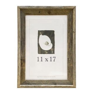 Barnwood 11x17 Picture Frame