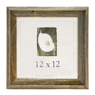 Barnwood 12x12 Picture Frame