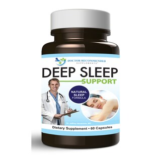 Doctor Recommended Deep Sleep Support (60 Capsules)