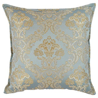 Sherry Kline Lucerne Blue Luxury 24-inch Throw Pillow