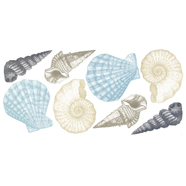 Shells Wall Art Stickers