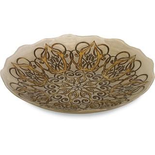 Talbot Glass Bowl