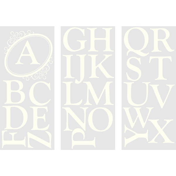 Southampton Monogram Decals