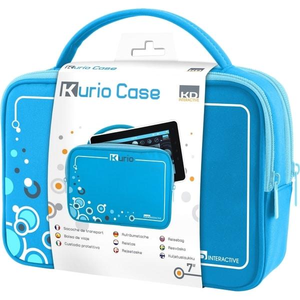 """Kurio 7"""" Travel Bag - Blue"""