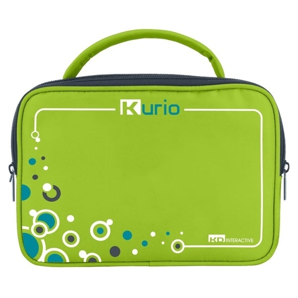 "Kurio 7"" Travel Bag - Green"