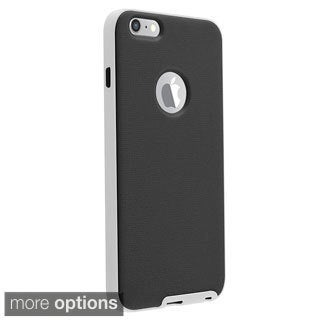 INSTEN Frosted Plain Color TPU Phone Cover Case For Apple iPhone 6 Plus