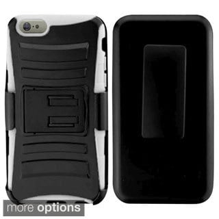 INSTEN Side Stand Phone Cover Case With Holster For Apple iPhone 6 Plus