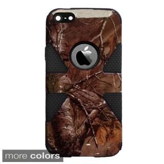 INSTEN Dynamic Slim Design Pattern Hybrid Phone Cover Case For Apple iPhone 6