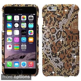 INSTEN Full Diamond Bling Design Phone Cover Case For Apple iPhone 6 Plus