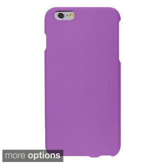 INSTEN Rubberized Hard Snap-On Phone Cover Case For Apple iPhone 6 Plus