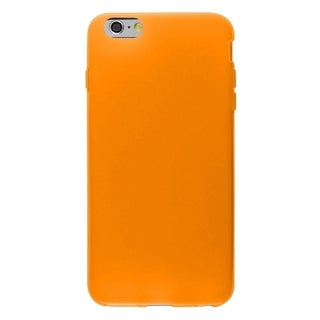 INSTEN TPU Plain Colorful Phone Cover Case For Apple iPhone 6 Plus