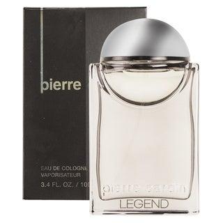 Pierre Cardin Legend Men's 3.4-ounce Eau de Cologne Spray