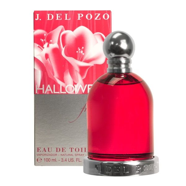 Jesus Del Pozo Halloween Freesia Women's 3.4-ounce Eau de Toilette Spray