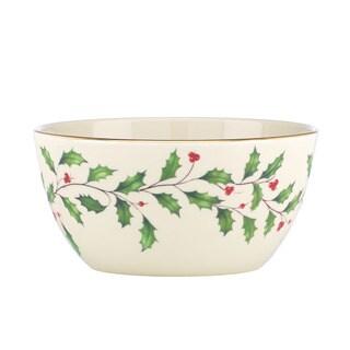 Lenox Holiday Bowl 5.0 inches