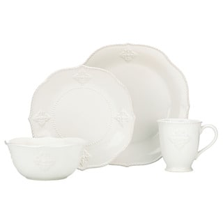 Lenox French Perle Charm 4-piece Dinnerware Place Setting