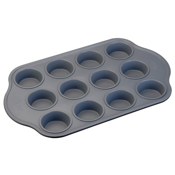 Ceramic Non-stick Aluminized Carbon Steel Muffin Pan