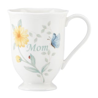 Lenox Butterfly Meadow Mom Sentiment Mug