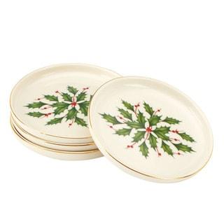Lenox Holiday Coasters