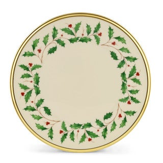 Lenox Holiday Salad Plate