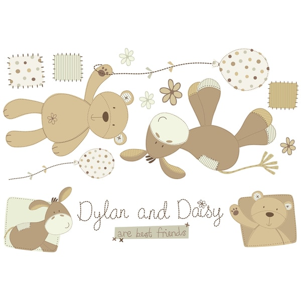 Teddy Bear Decal - Kids Wall Stickers