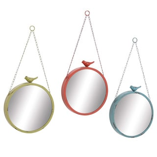 Assorted Wall Mirrors (Set of 3)