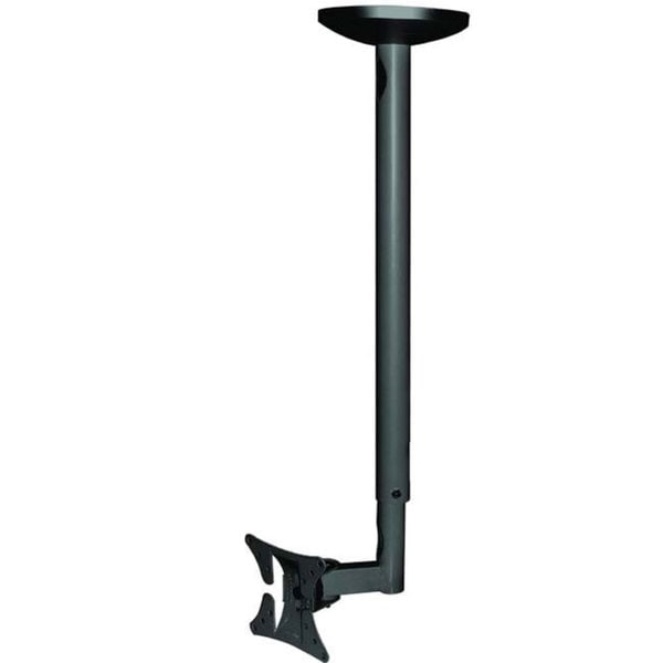Arrowmounts 10 to 23-inch Tilt/ Swivel Flat Screen TV Ceiling Mount